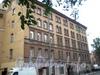 Боровая ул., д. 23, общий вид здания. Фото 2008 г.