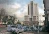 Проект здания на месте кинотеатра Зенит (с сайта http://spb-gazeta.narod.ru)reclama