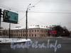 Улица Чапаева, д. 30, вид от Петроградской набережной. Декабрь 2008 г.