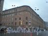 ул. Декабристов, д. 25/ ул. Глинки, д. 2. Вид от моста Декабристов. 2009 г.