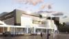 ул. Ленсовета, д. 97. Многофункциональный комплекс «Континент». Планируемый вид здания. Фото с сайта www.adamant.