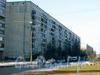 ул. Есенина, д. 36 к. 1. Общий вид жилого дома. Март 2009 г.