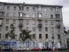 Наличная ул., д. 11. Фрагмент фасада здания. Сентябрь 2008 г.