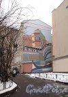 ул. Глинки, д. 6.жилые дома. Двор. Фото декабрь 2011 г.