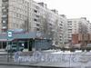 Ул. Есенина, д. 20 к. 1. Общий вид жилого дома. Март 2009 г.