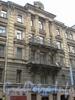 Пушкинская ул., д. 5. Фрагмент фасада здания. Сентябрь 2008 г.