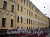 Ул. Шпалерная, д. 41. Главный корпус. Правая часть фасада здания. Фото октябрь 2008 г.