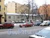 Ул. Кирочная, д. 53 (правая часть). Общий вид здания. Фото март 2009 г.