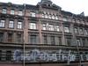 Пушкинская ул., д. 7. Фрагмент фасада здания. Сентябрь 2008 г.