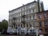 Ул. Черняховского, д. 11. Фасад здания. Октябрь 2008 г.
