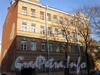 Ул. Большая Разночинная, д. 23. Фасад здания. Октябрь 2008 г.