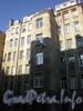 Пионерская ул., д. 43. Фрагмент фасада здания. Октябрь 2008 г.