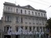 Ул. Чайковского, д. 47. Фасад здания. Сентябрь 2008 г.