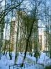 Ул. Есенина, д. 36, к. 3. Общий вид здания. Март 2009 г.