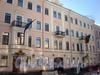 Фурштатская ул., д. 39. Здание Генерального консульства ФРГ . Март 2009 г.