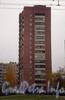 Будапештская ул., д. 108, к. 2. Общий вид здания. Октябрь 2008 г.