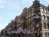 Колокольная ул., д. 14/Поварской пер., д. 14. Фасад по Поварскому пер.. Апрель 2009 г.