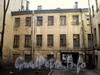Колокольная ул., д. 16. Вид здания со двора. Апрель 2009 г.
