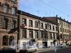 Колокольная ул., д. 16. Фасад здания. Апрель 2009 г.