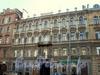Ул. Марата, д. 18. Фасад здания. Апрель 2009 г.
