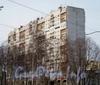 Ул. Веденеева, д. 12, к. 1. Общий вид здания. Апрель 2009 г.