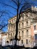 Фурштатская ул., д. 60. Доходный дом купца Спиридонова Н.В. Общий вид здания. Март 2009 г.