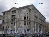 Наличная ул., д. 3/ Среднегаванский пр., д. 21. Общий вид здания. Сентябрь 2008 г.