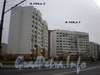 Дома 104, к. 3 и 106, к. 1 по Будапештской ул. Октябрь 2008 г.