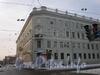 Ул. Смолячкова, д. 9/ Бол. Сампсониевский пр., д.40. Общий вид здания. Февраль 2009 г.