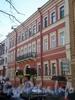 Фурштатская ул., д. 35. Бывший дом А. И. Шредерс. Март 2009 г.