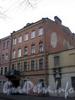 Днепропетровская ул., д. 41. Фасад здания. Октябрь 2008 г.