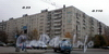 Будапештская ул., д. 110/ул. Олеко Дундича, д. 23. Общий вид здания. Октябрь 2008 г.