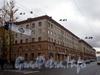 Дрезденская ул., д. 1/пр. Энгельса, д. 41. Общий вид здания. Октябрь 2008 г.
