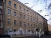 Фасады домов 33,31 и 29 по Днепропетровской улице. Октябрь 2008 г.