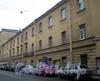 Ул. Жуковского, д. 1. Фасад здания поликлинического отделения Мариинской больницы. Октябрь 2008 г.