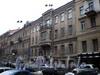 Фасады домов 10 и 8 по улице Рубинштейна. Фото март 2008 г.