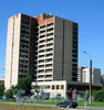 Бухарестская ул., д. 138. Общежитие №3  Балтийского Государственного Технического Университета ВОЕНМЕХ. Июнь 2009 г.