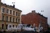 Дома 1 и 3 по ул. Черняховского. Октябрь 2008 г.
