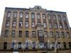 Ул. Черняховского, д. 5. Бывший доходный дом. Фасад здания. Октябрь 2008 г.