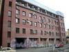 Ул. Черняховского, д. 36. Фасад здания. Август 2008 г.