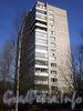 Ул. Дыбенко, д. 25, к. 2. Общий вид здания. Фото апрель 2009 г.