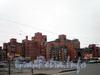 Будапештская ул., д. 87. Вид на комплекс зданий с ул. Ярослава Гашека. Фото март 2009 г.