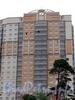 Ул. Есенина, д. 1, корп. 1. Фрагмент фасада сданного корпуса. Фото июнь 2009 г.