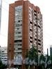 Ул. Есенина, д. 3, к. 1. Общий вид жилого дома. Фото июнь 2009 г.