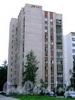 Ул. Есенина, д. 14, к. 1. Угловой корпус. Фото июнь 2009 г.