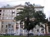 Ул. Наличная, д. 7. Фрагмент фасада здания. Фото сентябрь 2008 г.