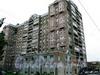 Ул. Есенина, д. 9, к. 1. Вид на здание от дома 16 по ул. Есенина. Фото июнь 2009 г.