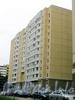 Ул. Есенина, д. 16, к. 1. Общий вид здания. Фото июнь 2009 г.