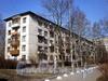 Ул. Дыбенко, д. 23, к. 4. Общий вид жилого дома. Фото апрель 2009 г.