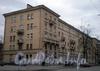 Кузнецовская ул., д 38. Общий вид здания. Фото апрель 2009 г.